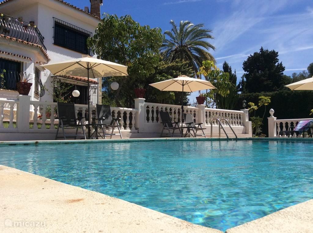 Vakantiehuis Spanje, Costa del Sol, Mijas Costa Villa Villa Maré