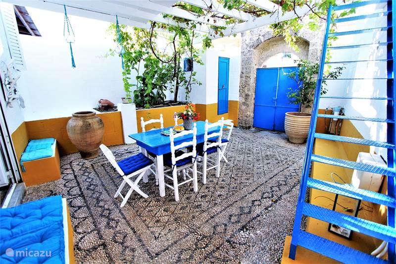 Vakantiehuis Griekenland, Rhodos, Koskinou Vakantiehuis Lemonia