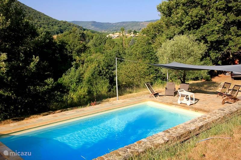 Vacation rental France, Ardèche, Alba-la-Romaine Holiday house La Fontbonne