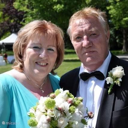Marcel en Wilma Overwijn