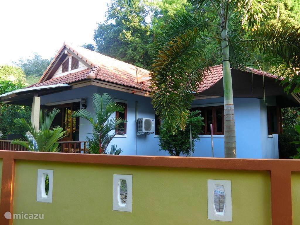 Vakantiehuis Thailand, Zuid Thailand, Krabi Vakantiehuis Baan Fasai