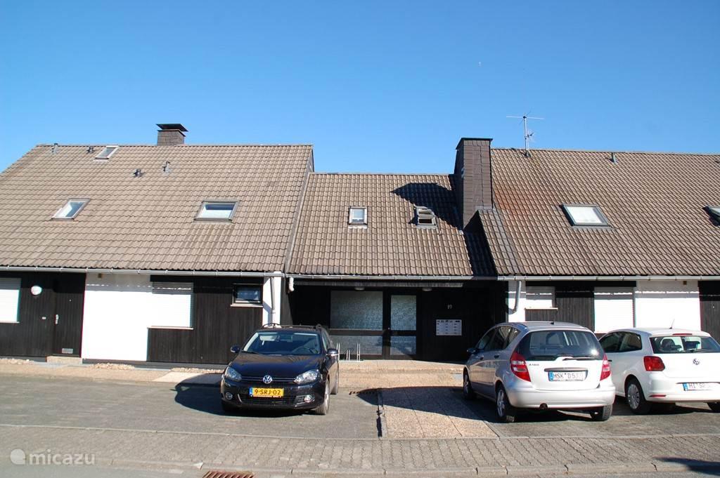 Entrance Gartenstr. Winterberg
