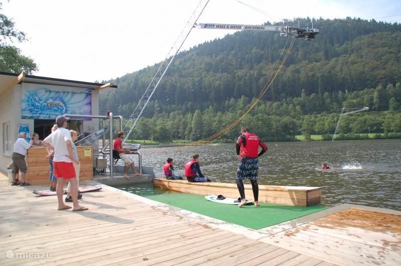 Watersport (waterskiën en zwemmen)