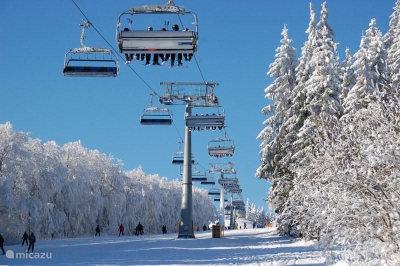 Skikarussell Winterberg