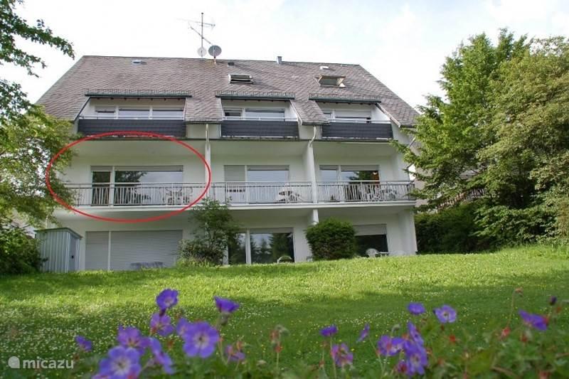 Vakantiehuis Duitsland, Sauerland, Winterberg Appartement Appartement Rothaarsteig