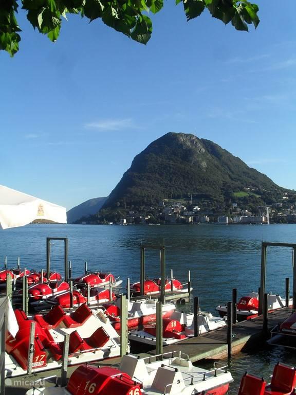 Lugano baai
