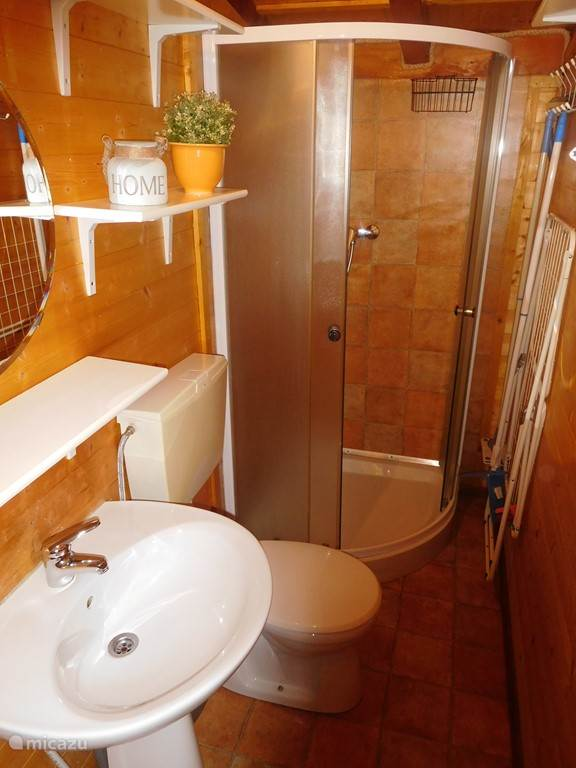Complete shower room WC