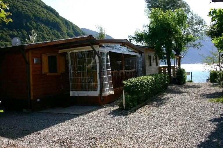 Vacation rental Italy, Italian Lakes, Porlezza - chalet Casaviacomo chalets