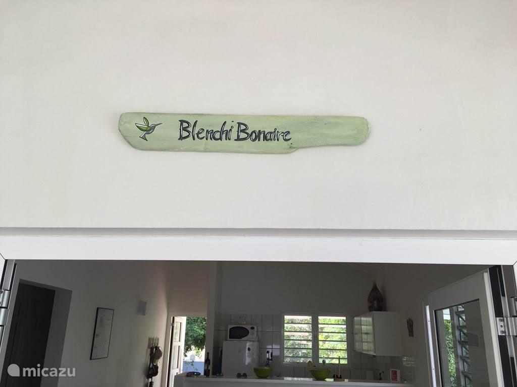 Vakantiehuis Bonaire, Bonaire, Belnem Vakantiehuis BlenchiBonaire