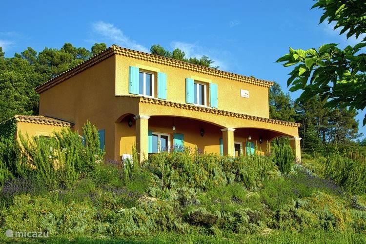 Vakantiehuis Frankrijk, Provence, Forcalquier Villa La Grande Combette