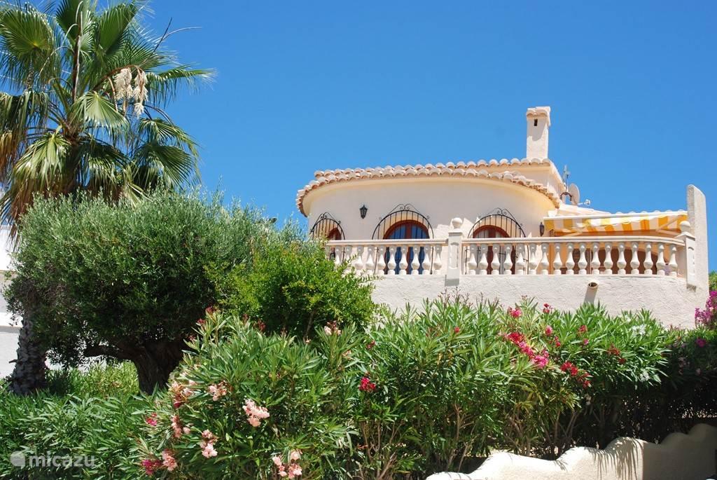 Vakantiehuis Spanje, Costa Blanca, Moraira Villa Casa Helena
