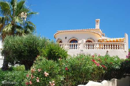 Vakantiehuis Spanje – villa Casa Helena