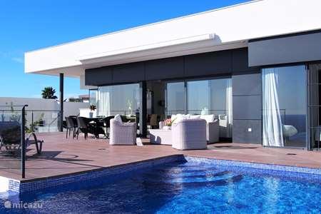 Vakantiehuis Spanje, Costa Blanca, Moraira villa Casa Legra