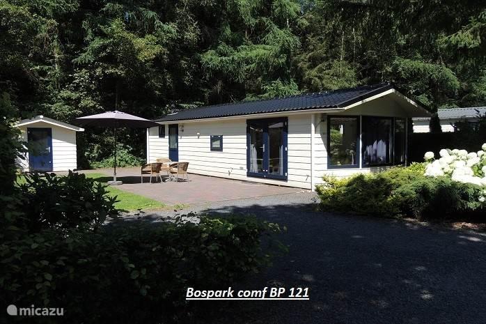 Vakantiehuis Nederland, Gelderland, Epe Chalet Chalet Bospark comf BP121