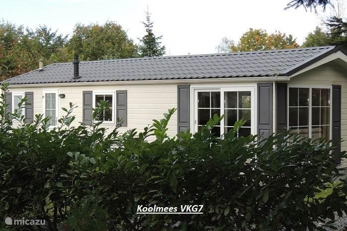 Vakantiehuis Nederland, Gelderland, Epe - chalet  Chalet Koolmees VKG7