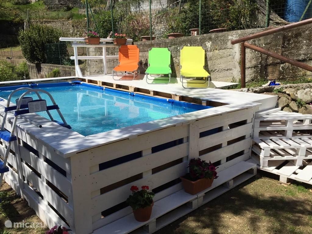 aangezicht zwembad