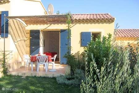Vakantiehuis Frankrijk, Drôme – bungalow Gîtes la Françonne - blanc