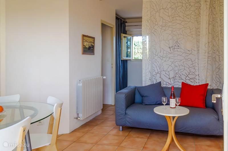 Vakantiehuis Frankrijk, Drôme, Mirabel-aux-Baronnies Bungalow Gîtes la Françonne - blanc
