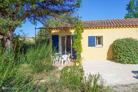 Vakantiehuis Frankrijk, Drôme – bungalow Gîtes la Françonne - rouge