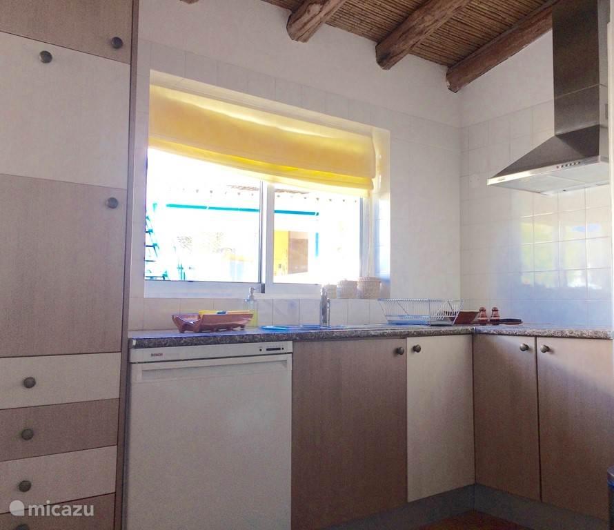 Keuken vila Primaveira