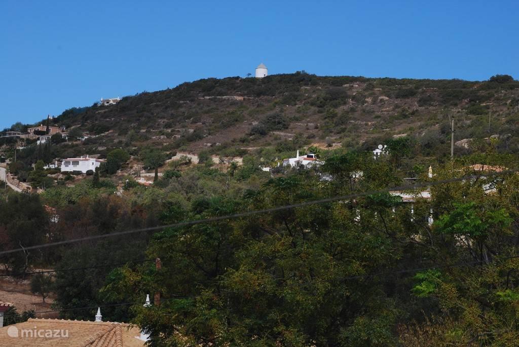 Uitzicht vila Primaveira