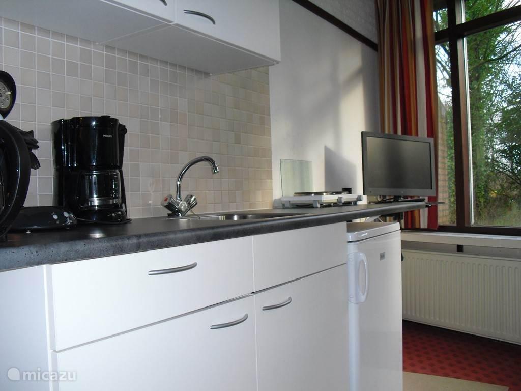 Vakantiehuis Nederland, Drenthe, Westerbork Bungalow TB2 (studio)