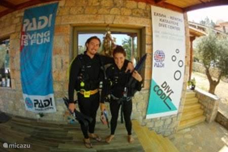 Dive Code Kalogria