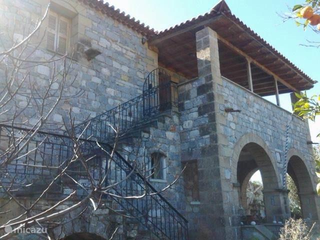 Vakantiehuis Griekenland, Peloponnesos, Proastio - appartement Villa Vezirea