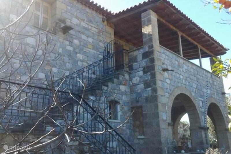 Vakantiehuis Griekenland, Peloponnesos, Proastio Appartement Villa Vezirea