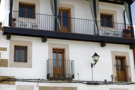 Vakantiehuis Spanje, Extremadura, Cuacos de Yuste appartement Appartementen Entre Fuentes 1-4 pers
