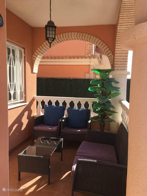 Vakantiehuis Spanje, Costa Blanca, Orihuela Costa Villa Zon, zee en strand @ Casa Manada