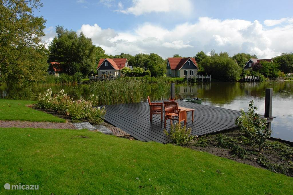 Holiday parks, Netherlands, Drenthe, Westerbork, holiday house TV6 **** with sauna