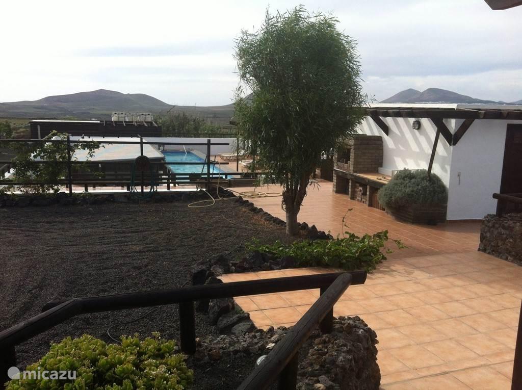 Vakantiehuis Spanje, Lanzarote, Lanzarote - studio Studio Nazaret