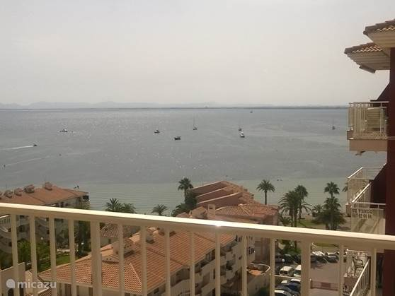 Vakantiehuis Spanje, Costa Cálida, La Manga del Mar Menor appartement Veneziola Beach Las Gondolas