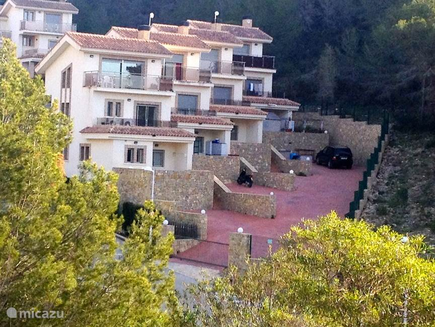 Vakantiehuis Spanje, Costa Blanca, Calpe vakantiehuis Casa Luz