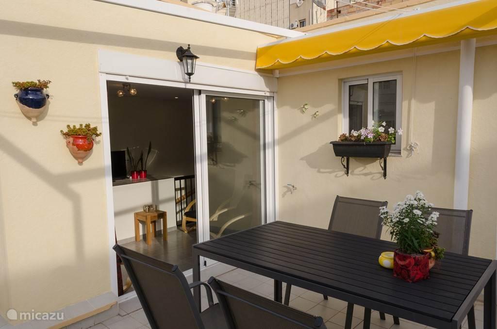 Vakantiehuis Spanje, Costa Dorada, Sant Carles de la Ràpita Appartement Frisia vacaciones / Freya 3