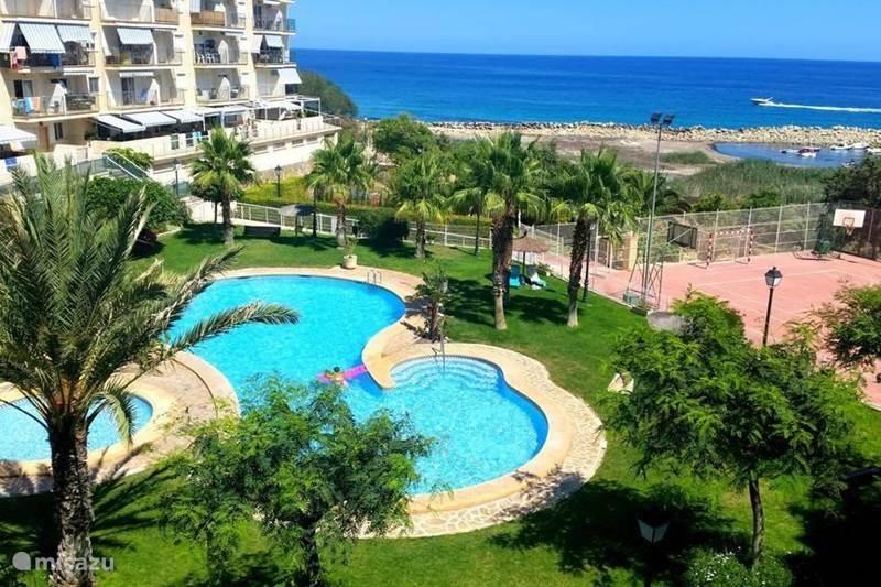 Vakantiehuis Spanje, Costa Blanca, El Campello Appartement Cala Merced, Toplocatie!