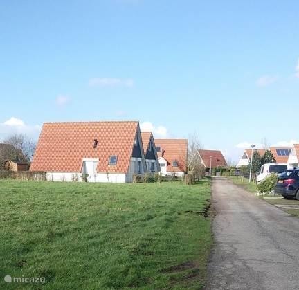 Vakantiehuis Nederland, Noord-Holland, Den Oever Bungalow De Wierde 188