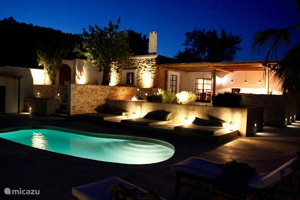 Vakantiehuis Spanje, Ibiza – finca Canmontroca