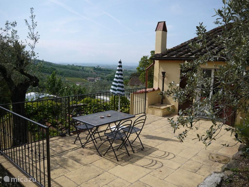 Vakantiehuis Italië, Toscane, Lamporecchio appartement Appartement Madonna Celeste