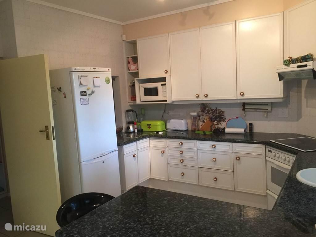 De keuken - kookzijde