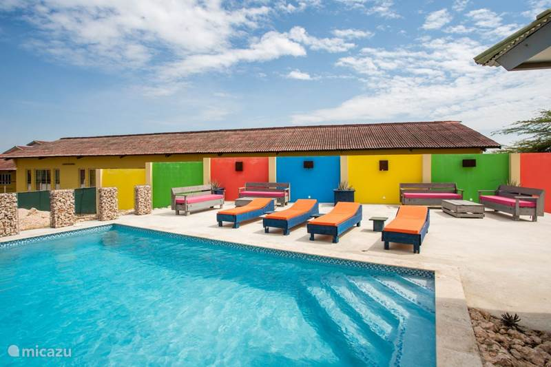 Vacation rental Curaçao, Curacao-Middle, Willemstad Studio Studio queenbed or 2 single beds