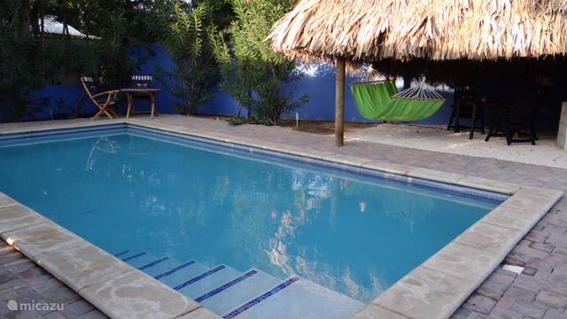 zwembad gedeelte
