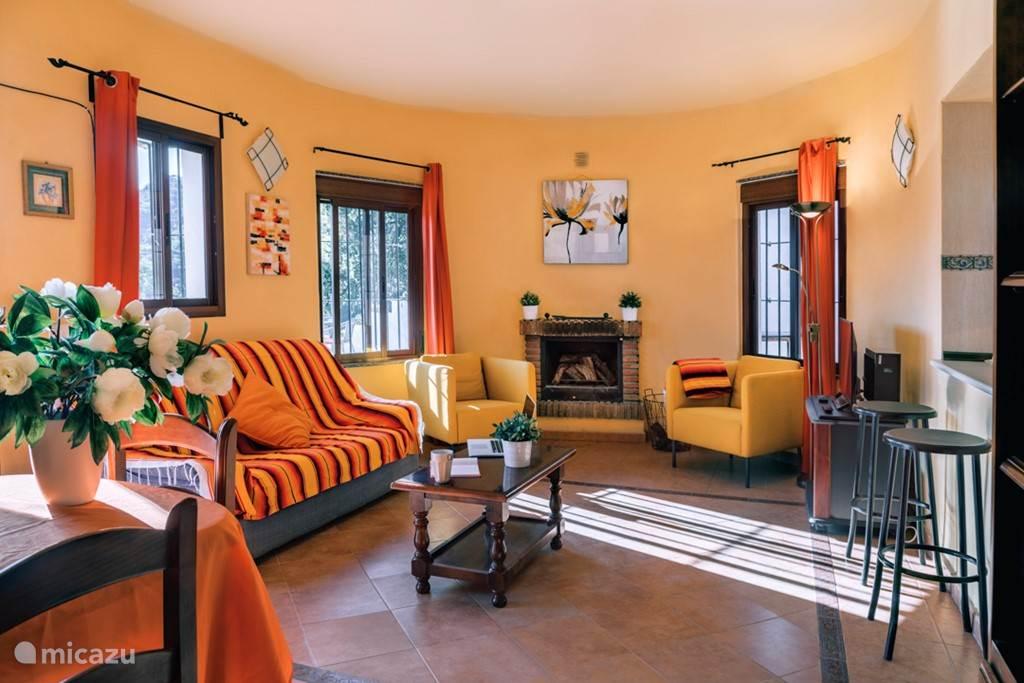 Vacation rental Spain, Costa del Sol, Comares Villa Casa Vaver