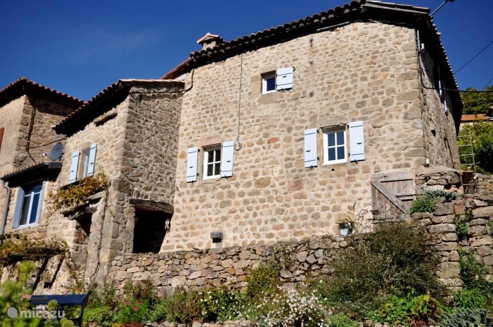 Vacation rental France, Ardèche –  gîte / cottage Les Martes
