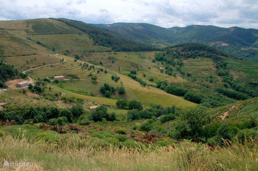 Bergen van de Ardèche