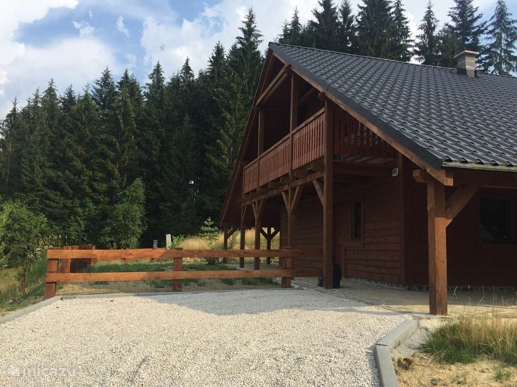 Vakantiehuis Slowakije – chalet Fleur en Noortje
