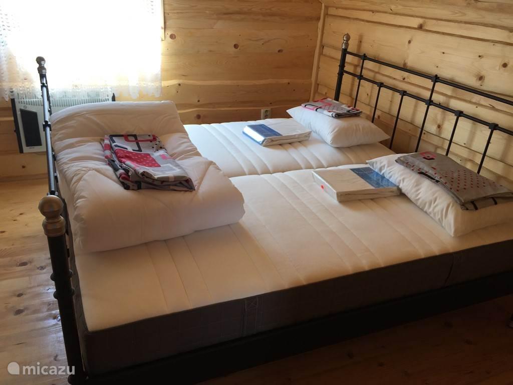 Slaapkamer 1 , 2-persoonsbed