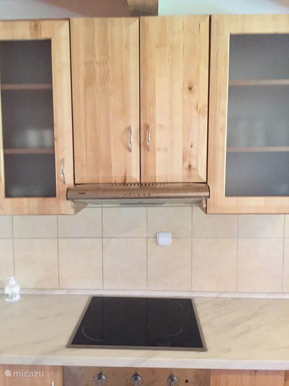 Electrische koopplaat / Keuken