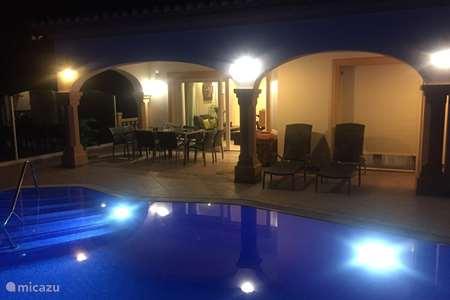 Vakantiehuis Spanje, Costa Blanca, Benissa villa Villa Emona Benissa vlakbij Moraira